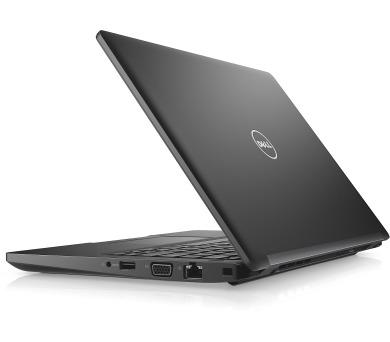"""Dell Latitude 5280 12.5"""" FHD i5-7300U/8G/256GB SSD/SCR/MCR/HDMI/VGA/USB-C/W10P/3RNBD/Černý (5280-8320)"""