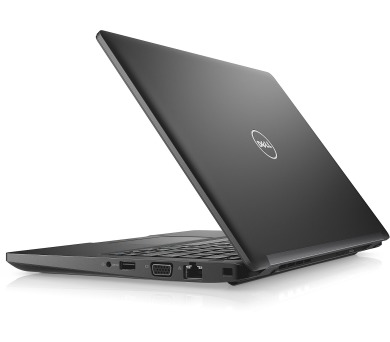 """Dell Latitude 5280 12.5"""" FHD i5-7300U/8G/256GB SSD/SCR/MCR/HDMI/VGA/USB-C/W10P/3RNBD/Černý"""