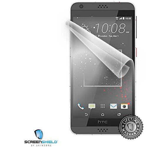 Screenshield™ HTC Desire 630 Dual Sim ochranná fólie na displej + DOPRAVA ZDARMA