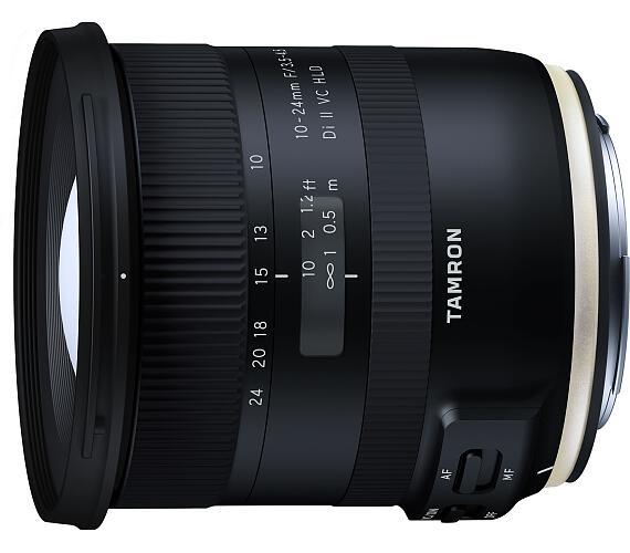 Tamron SP 10-24mm F/3.5-4.5 Di II VC HLD pro Canon + DOPRAVA ZDARMA