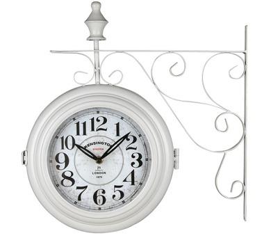 Oboustranné nástěnné hodiny 14753 Lowell 26cm + DOPRAVA ZDARMA