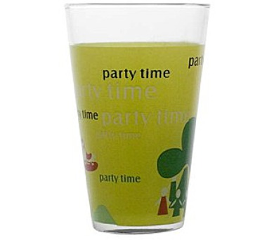 BANQUET Sada sklenic PARTY TIME long drink 300 ml