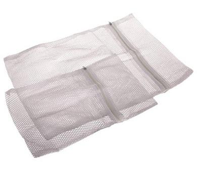 BRILANZ Síťka na praní jemného prádla 30 x 40 cm a 20 x 30 cm