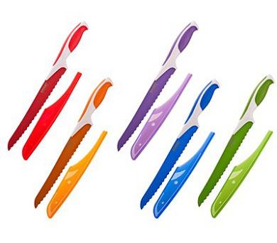 BANQUET Nůž na chléb s nepřilnavým povrchem SYMBIO NEW 33,5 cm