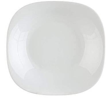 Talíř skleněný hluboký PARMA 23 cm