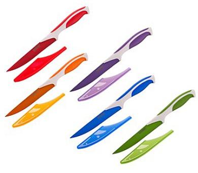 BANQUET Nůž praktický s nepřilnavým povrchem SYMBIO NEW 23,5 cm