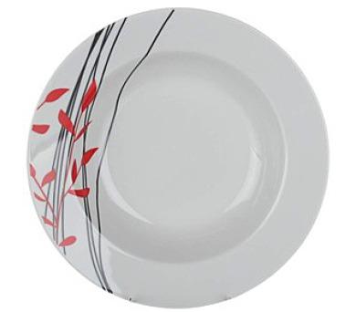 BANQUET talíř hluboký 21,5cm Palomba