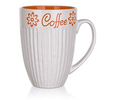 Hrnek keramický COFFE 340 ml