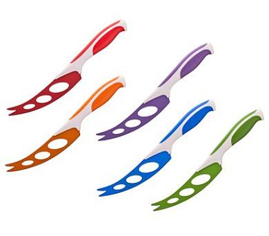 BANQUET Nůž na sýr s nepřilnavým povrchem SYMBIO NEW 21,5 cm