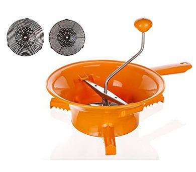 BANQUET Pasírovač univerzální CULINARIA Orange 24 cm