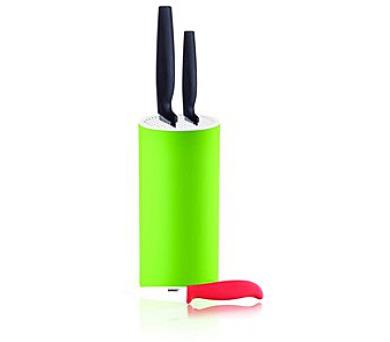 BANQUET Stojan na nože CULINARIA Green 22,5 cm