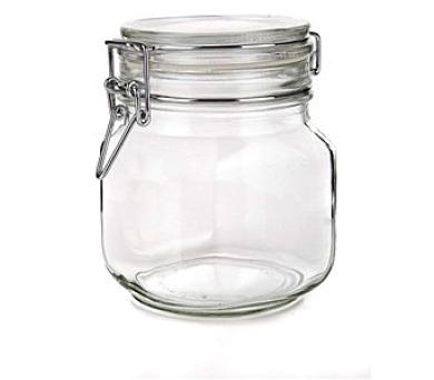 BANQUET Hermetická dóza 0,75 l skl.víč TCE
