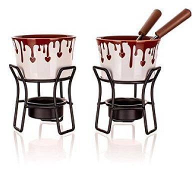 BANQUET Sada fondue na čokoládu CHOCO DARK