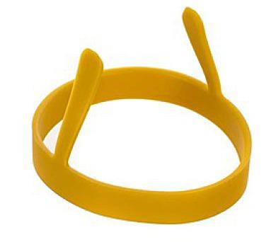 BANQUET Forma na smažení silikonová CULINARIA Yellow 9,7 cm