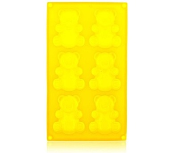 BANQUET Forma silikonová CULINARIA Yellow 31 x 18 x 2 cm