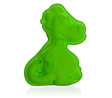 BANQUET Forma silikonová CULINARIA Green 24 x 17 x 4 cm
