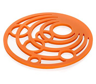 BANQUET Podložka silikonová CULINARIA Orange 16 cm