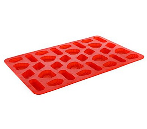 BANQUET Forma na cukroví silikonová CULINARIA Red 31 x 21 x 1 cm