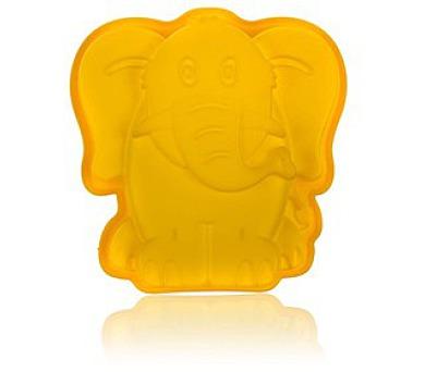 BANQUET Forma silikonová CULINARIA Yellow 19 x 19,6 x 4,4 cm