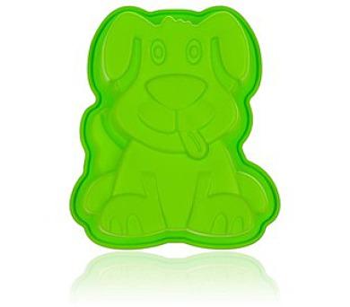 BANQUET Forma silikonová CULINARIA Green 19,5 x 16,3 x 4 cm
