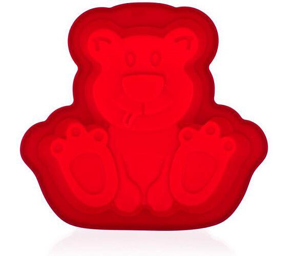 BANQUET Forma silikonová CULINARIA Red 19,8 x 20,7 x 4,5 cm