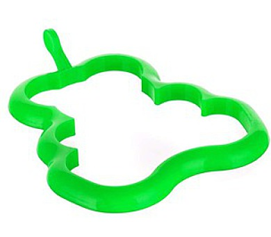 BANQUET Forma na smažení silikonová CULINARIA Green 14,5 cm