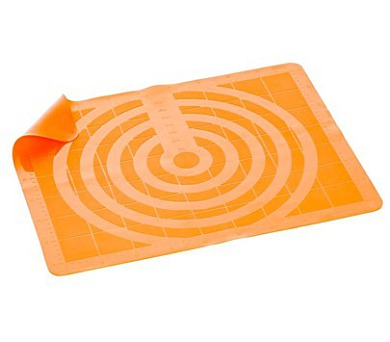 BANQUET Vál silikonový CULINARIA Orange 50 x 40 cm