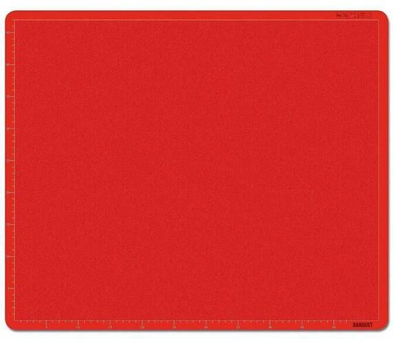 BANQUET Vál silikonový CULINARIA Red 50 x 40 cm