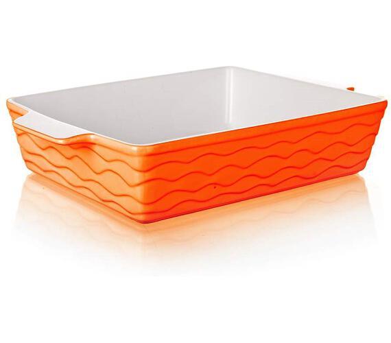 BANQUET Forma zapékací obdélníková CULINARIA Orange 33 x 21 cm