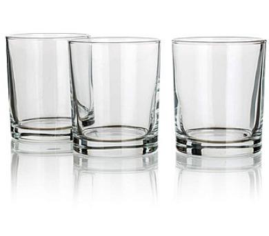 BANQUET Sada sklenic na whisky TINA 240 ml