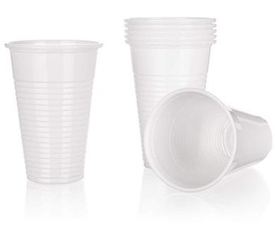 BANQUET Kelímky plastové MY PARTY 300 ml