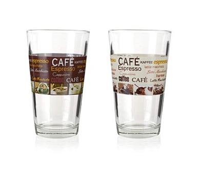 BANQUET Sklenice CAFE 455 ml