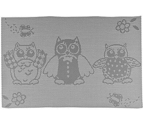 BANQUET Prostírání OWLS Grey 45 x 30 cm