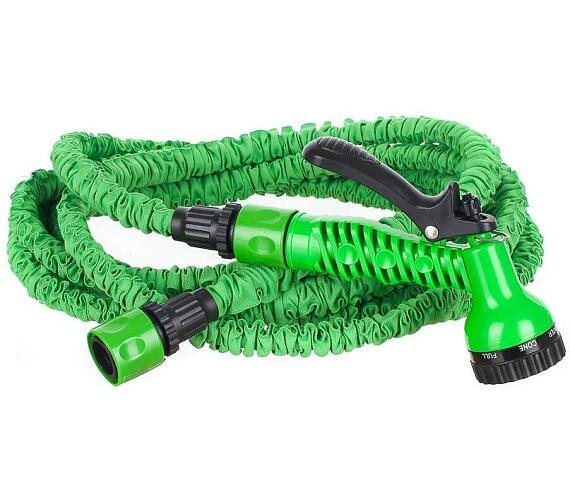 HAPPY GREEN Natahovací hadice 23m zelená + DOPRAVA ZDARMA