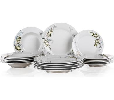 BANQUET Sada talířů OLIVES