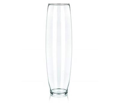 Váza skleněná JASMIN 60 cm