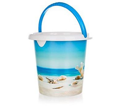 Kbelík plastový SEA 10 l