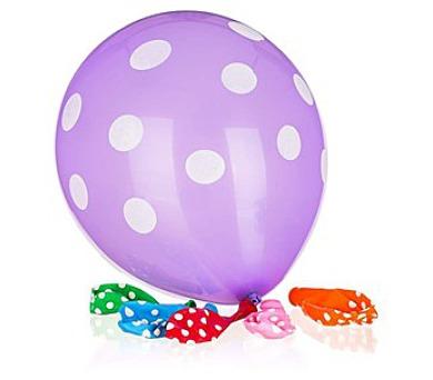 Balonky nafukovací latexové MY PARTY Dots