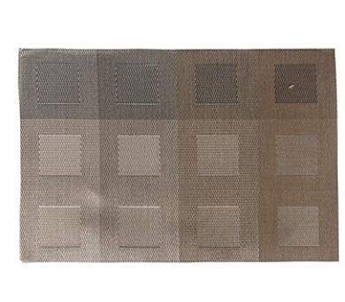 BANQUET Prostírání PIATTO SQUARES 45 x 30 cm