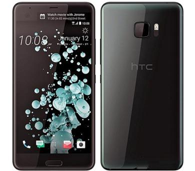 HTC U Ultra gsm tel. Brilliant Black + DOPRAVA ZDARMA