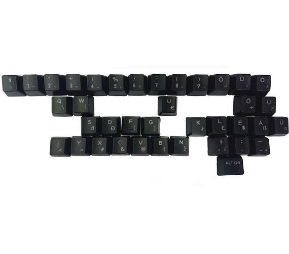 Cooler Master tlačítka klávesnice pro HU layout
