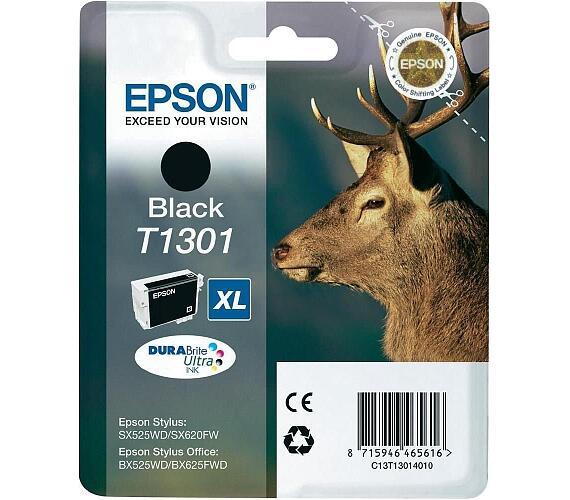 Epson Singlepack Black T1301 DURABrite Ultra Ink + DOPRAVA ZDARMA