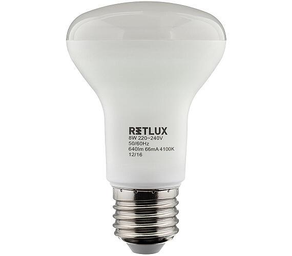 RLL 282 R63 E27 Spot 8W CW Retlux