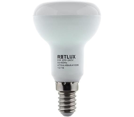 RLL 280 R50 E14 Spot 6W CW Retlux