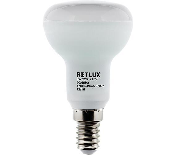RLL 279 R50 E14 Spot 6W WW Retlux