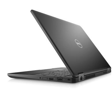 """Dell Latitude 5580 15"""" FHD i7-7600U/8G/500GB/930MX-2G/FPR/SCR/MCR/HDMI/VGA/USB-C/W10P/3RNBD/Černý (0WH60)"""