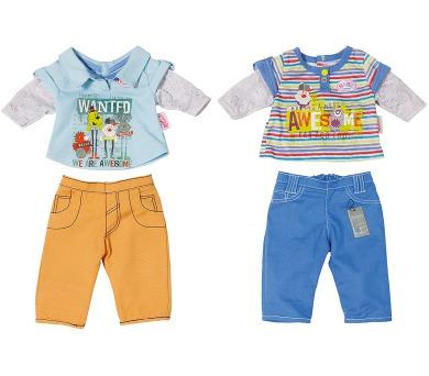 Baby Born Oblečení na chlapečka + DOPRAVA ZDARMA