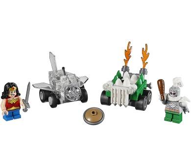 LEGO Super Heroes 76070 Mighty Micros: Wonder Woman vs. Doomsday