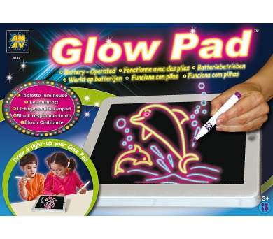 Svítící tabulka Glow Pad + DOPRAVA ZDARMA