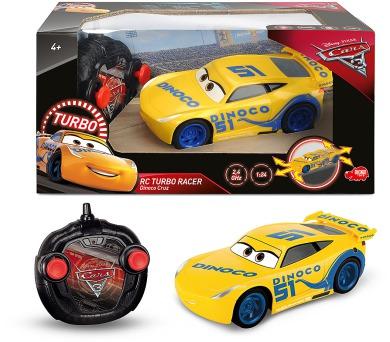 RC Cars 3 Turbo Racer Cruz Ramirezová 1:24 + DOPRAVA ZDARMA